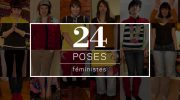 24 poses féministes