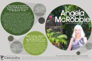 Conférences publiques d'Angela McRobbie, 31 octobre et 1er novembre 2013