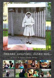Femmes sourdes, dites-moi de Marie-Andrée Boivin