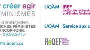 7e Congrès international des recherches féministes dans la francophonie