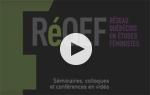 Symposium sur les pratiques et les enjeux associés à l'enseignement en ligne, 1er octobre 2015